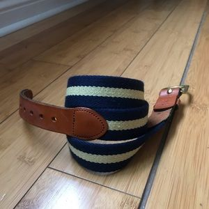Accessories - Striped Belt